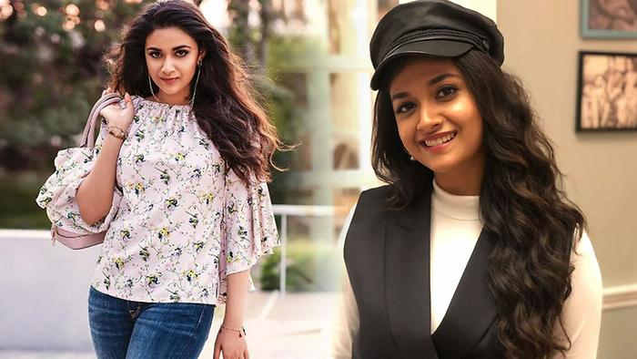 Keerthy Suresh Has Shifted Her Focus To Bollywood