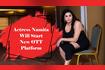 Actress Namita Will Start New OTT Platform