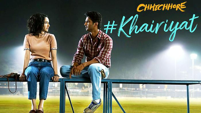 Khairiyat Sad Video Song From Chhichhore Hindi Video Songs Video Song Hungama