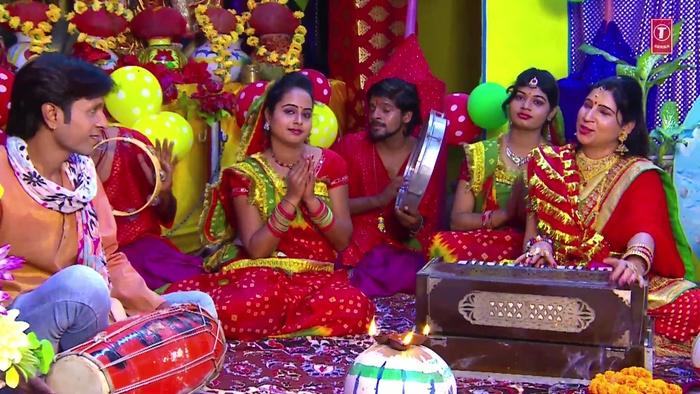 Jahun Hum Janti Bhawani Aihein Angna