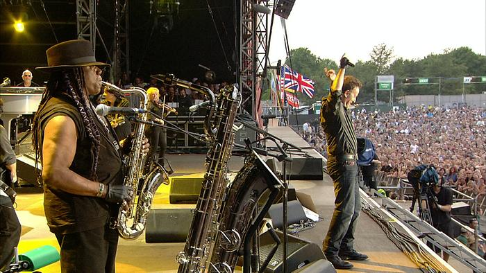 Waitin On A Sunny Day London Calling Live In Hyde Park 2009