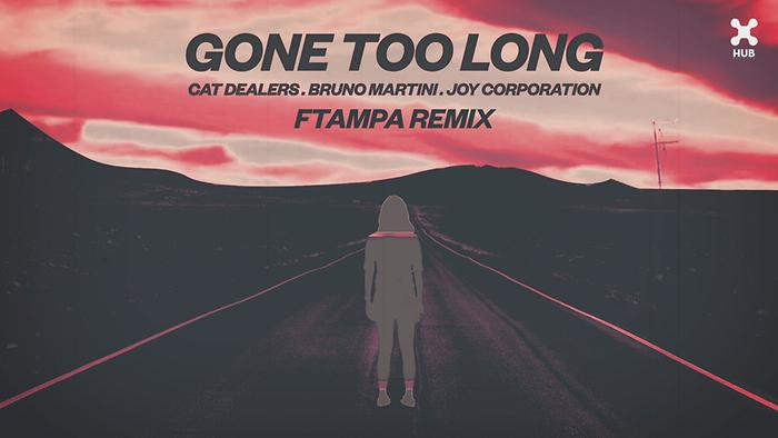 Gone Too Long FTampa Remix Pseudo Video