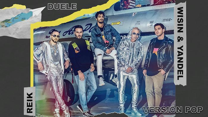 Duele Versión Pop Cover Audio