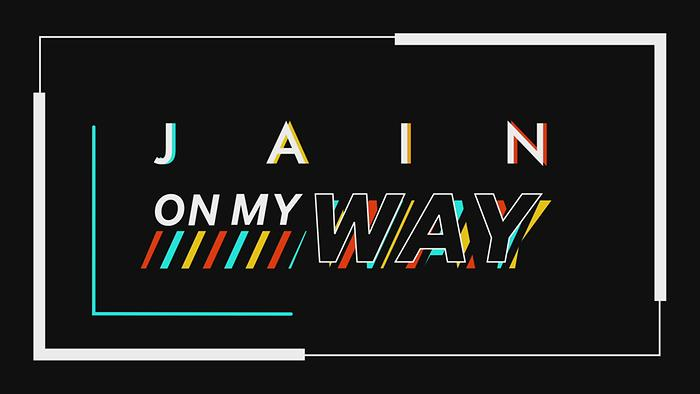 On My Way Lyrics Video