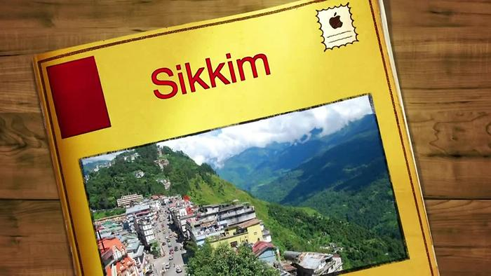 Sikkim Incredible India