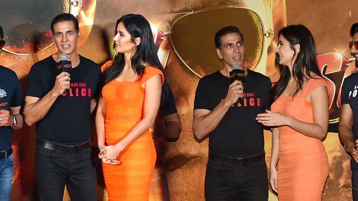 Akshay Kumar Praises Katrina Kaif