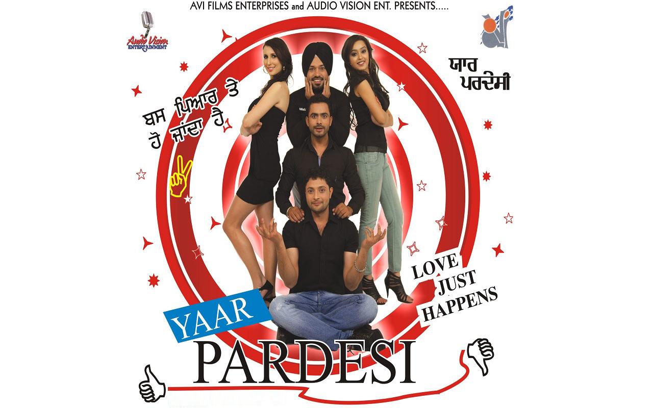 Yaar Pardesi