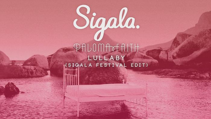Lullaby Sigala Festival Edit Audio