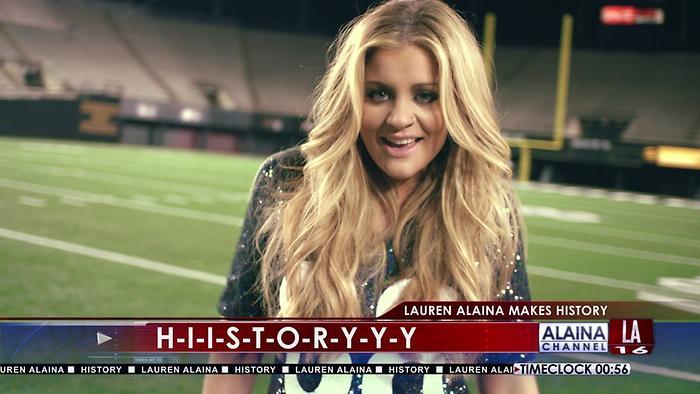 History Lyric Video