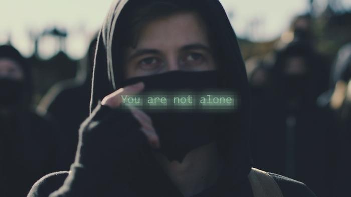 Alone Instrumental Remix