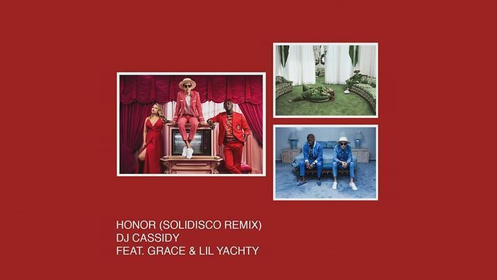 Honor Solidisco Remix Audio