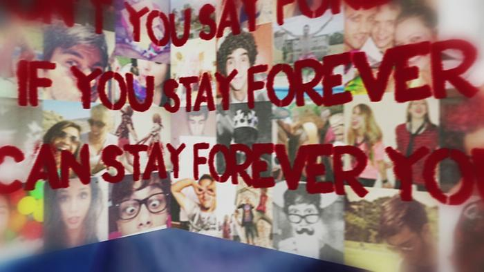 Heres to Never Growing Up Lyric Video
