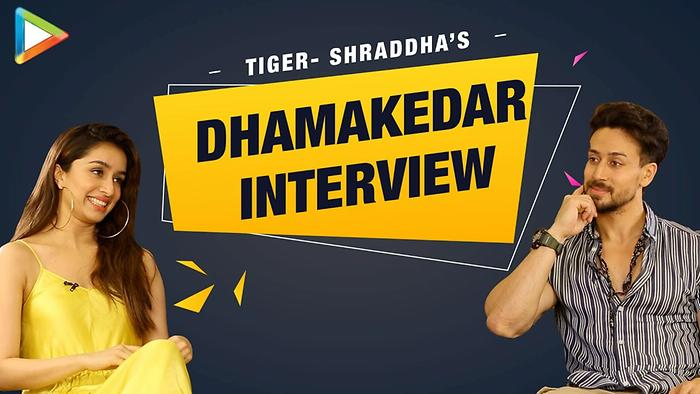 TigerShraddha On Baaghi 3