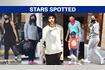 Saif With Taimur,Kareena,Deepika Padukone,Malaika,Kartik Aaryan Stars Spotted