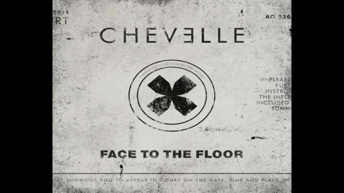 Face to the Floor Cover Image Version