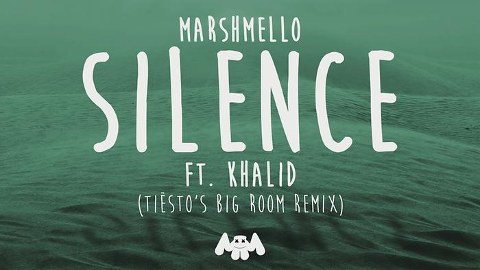 Silence Tiëstos Big Room Remix Audio