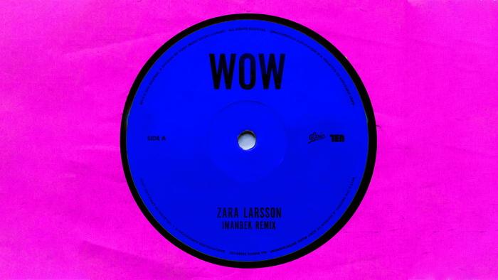 WOW Imanbek Remix  Official Audio