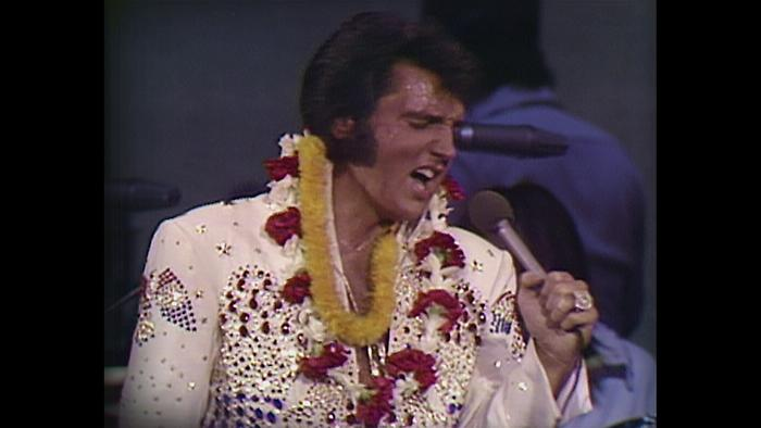 I Cant Stop Loving You Elvis Aloha from Hawaii NBC TV Special April 4 1973 Broadcast Version