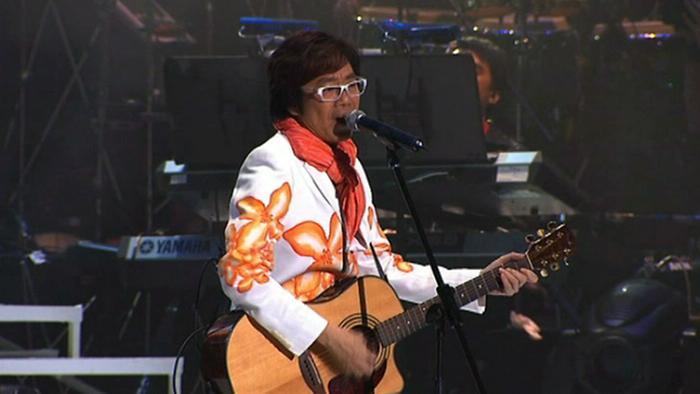Qu Zhong Qing Live in Hong Kong  2011