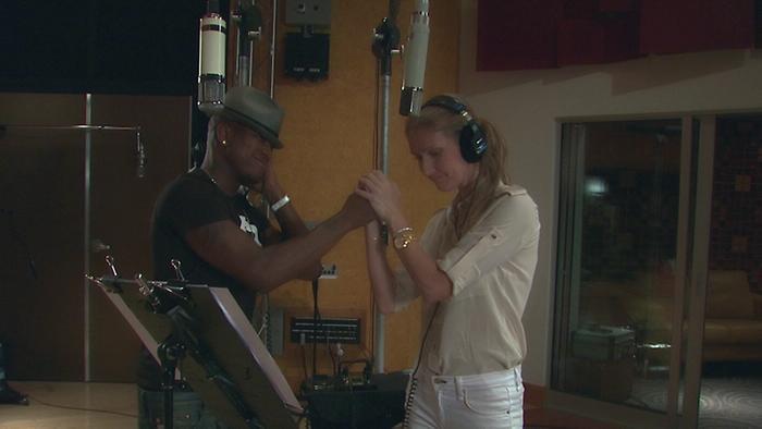 Making of Incredible duet with NeYo EPK