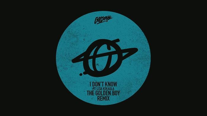 I Dont Know The Golden Boy Remix Audio