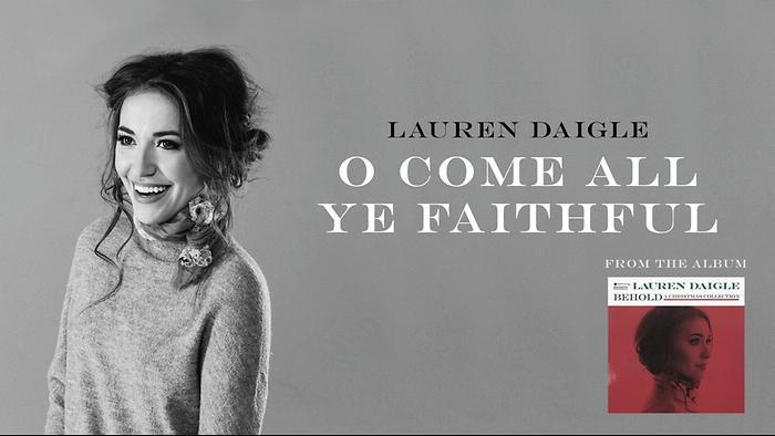 O Come All Ye Faithful Audio
