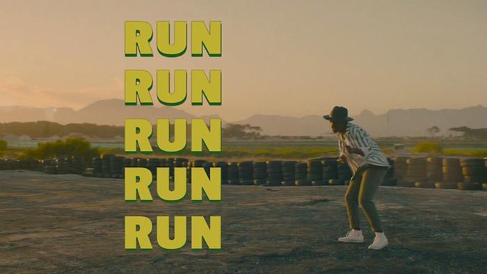 Run Official Lyric Video