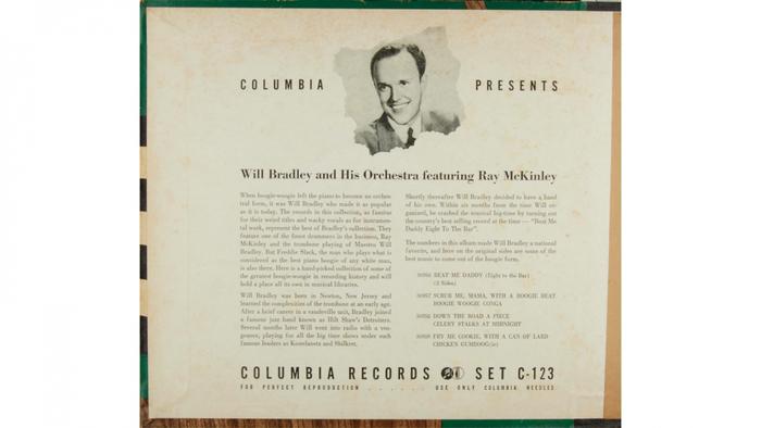 Will Bradley Boogie Woogie 1941