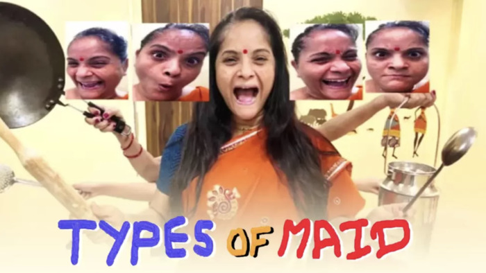 Types Of Maid