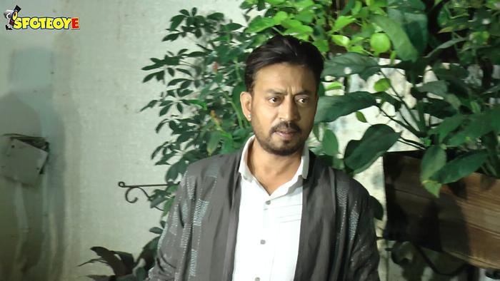 Irrfan Khan's Demise