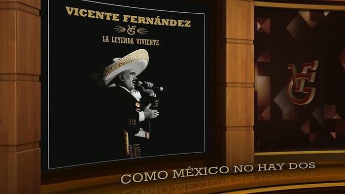 Como México No Hay Dos Remasterizado Cover Audio