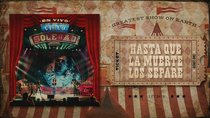 Hasta Que la Muerte Los Separe Circo Soledad En Vivo  Audio