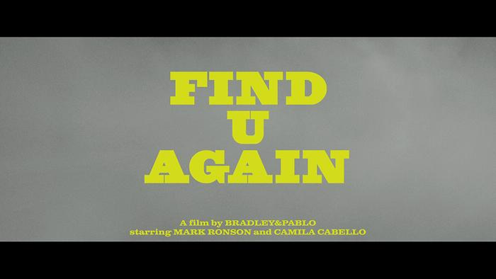 Find U Again Official Video
