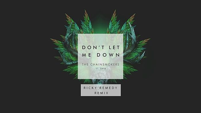 Dont Let Me Down Ricky Remedy Remix  Audio