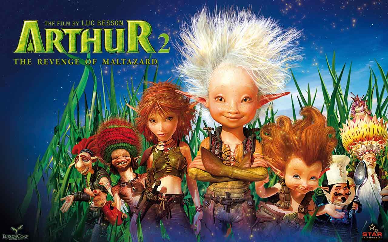 Arthur 2: The Revenge of Maltazard