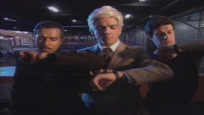 Mission Impossible Video  Sketch