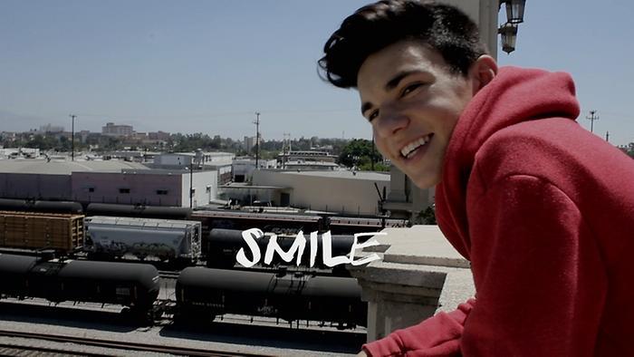 Smile Lyric Video