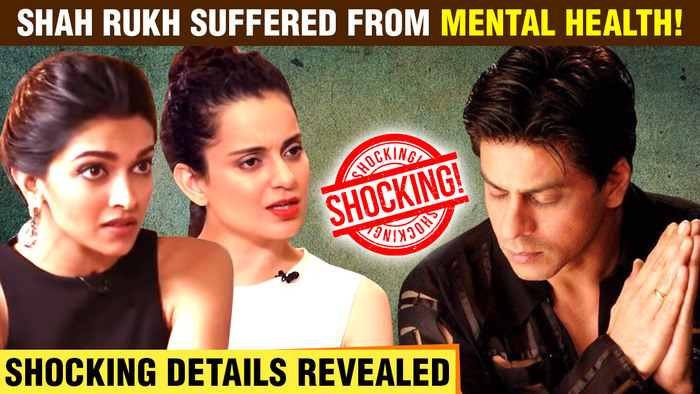 SRK Suffered Mental Health