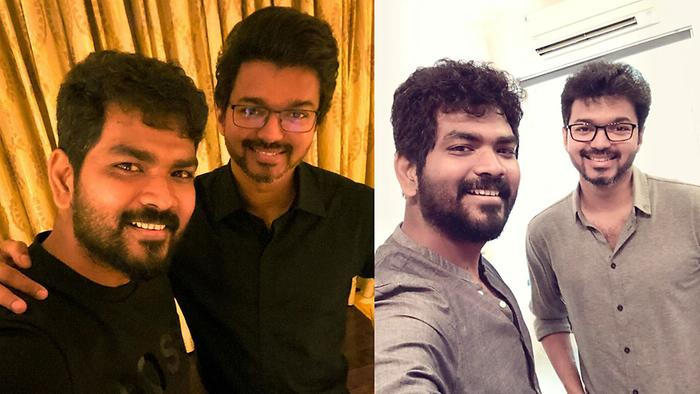 Vignesh Shivan Tweets About Vijay