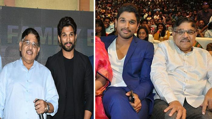 All Is Not Well In Allu Family