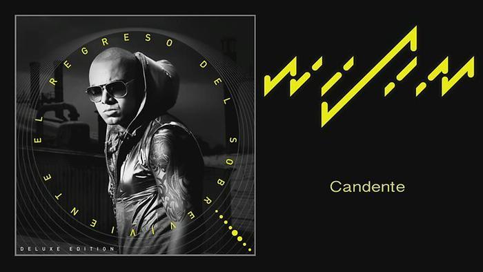 Candente Cover Audio