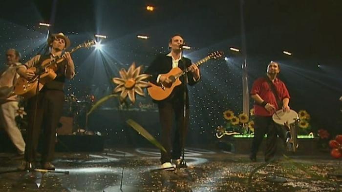Jai trouvé des amis Tryo fête ses 10 ans au Zénith de Paris 2005 Live Video