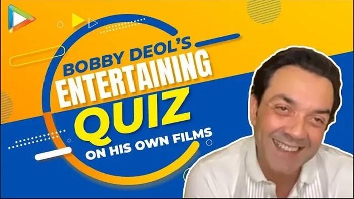 Quiz With Bobby