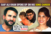 Saif Ali Khan Tells Jacqueline Fernandez Ibrahim And Taimur Ali Khan Will Be An Actor