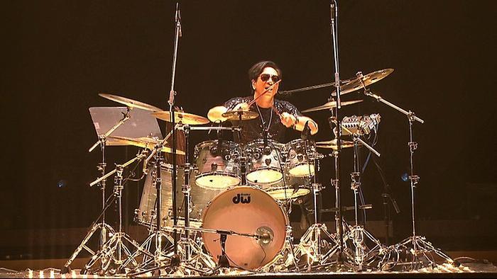 Drum Solo Live