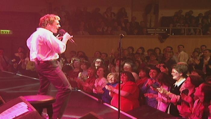 Lets Dance Live at Royal Concert Hall Glasgow 1993