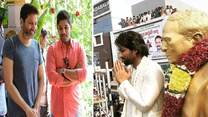 Producers Wants Allu Arjun Fans To Bare With Them