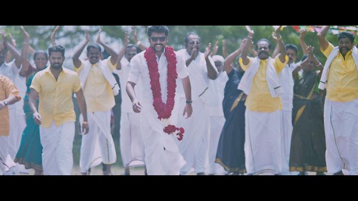 Vandhaaru Vandhaaru From Mapla Singam