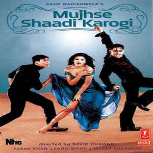 Laal Dupatta Song Laal Dupatta Mp3 Download Laal Dupatta Free Online Mujhse Shaadi Karogi Songs 2004 Hungama