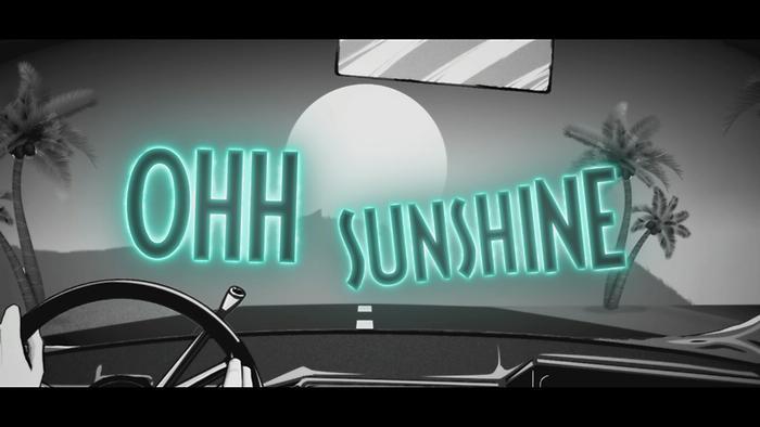 Sunshine Lyric Video